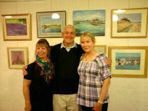 Gillian, Bob and Jeannie